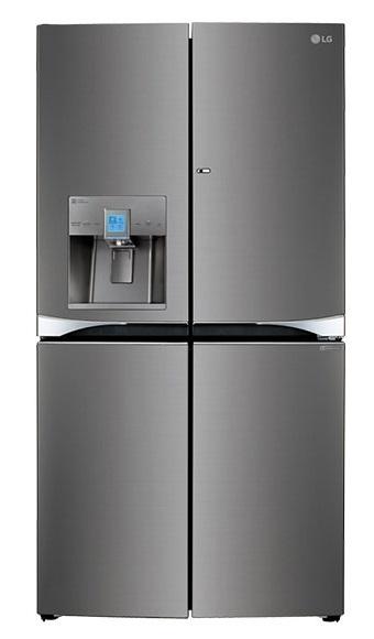 خرید یخچال ساید نکست j33 دودی بانه