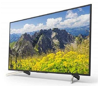 تلویزیون 43 اینچ سونی x7500f 4k بانه 24