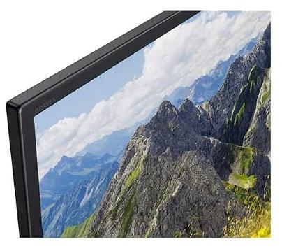 تلویزیون سونی 43 اینچ x7500f بانه 24