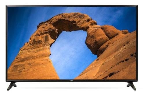 تلویزیون 43 اینچ الجی مدل lk5730 بانه 24
