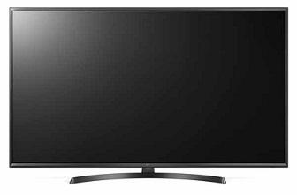 تلویزیون صفحه تخت 49 اینچ ال جی مدل uk6400 بانه 24