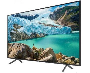 تلویزیون سامسونگ صفحه تخت ru7100 بانه 24
