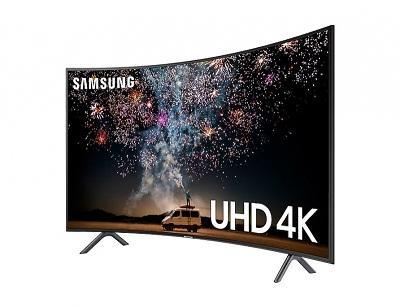 تلویزیون منحنی سامسونگ RU7300 بانه 24