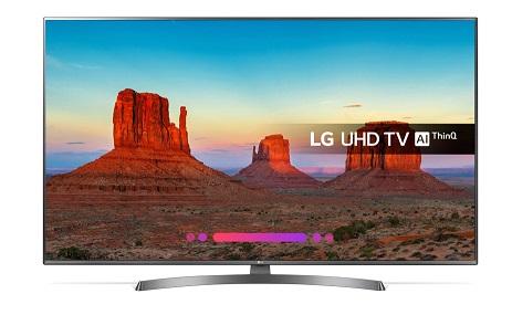 تلویزیون 55 اینچ الجی مدل uk6750 بانه کالا هور