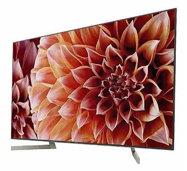تلویزیون 55 اینچ سونی x9000f بانه 24