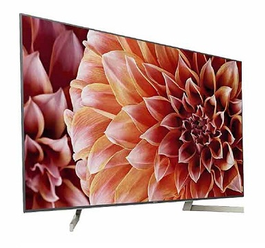 تلویزیون 55 اینچ سونی با کیفیت 4k بانه 24