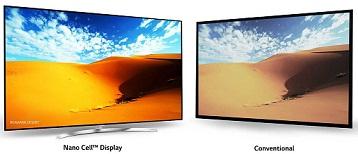 فناوری نانوسل تلویزیون ال جی sj850v بانه 24