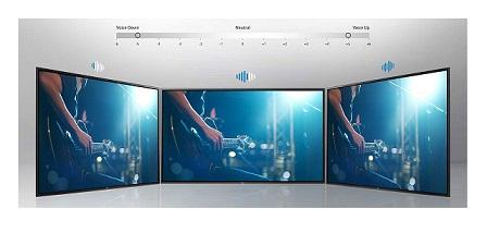 سیستم صوتی تلویزیون 65 اینچ الجی UK6700 بانه 24