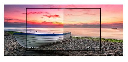 تلویزیون 65 اینچ الجی مدل UK7500 بانه 24