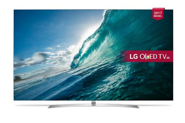 تلویزیون 55 اینچ  oled ال جی مدل b7v بانه b7 اولد بانه 24
