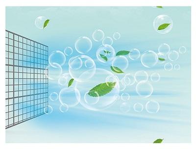 فیلتر بهداشتی کولر گازی 26000 ال جی بانه 24