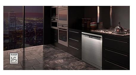 ماشین ظرفشویی الجی مدل D1444 بانه 24