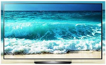 سیستم صوتی تلویزیون oled ال جی 55 اینچ بانه 24