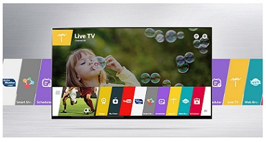 تلویزیون اولد هوشمند 55 اینچ ال جی EG9A7V   بانه 24