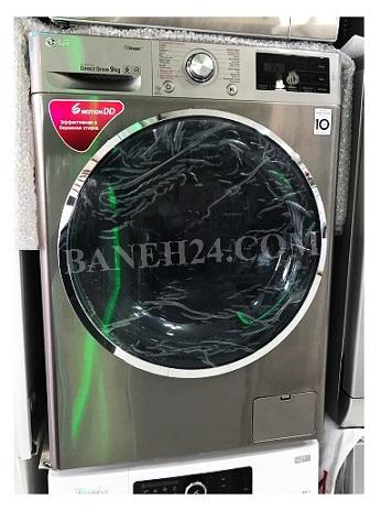 ماشین لباسشویی 9 کیلویی ال جی f4j6vyp2s- lg -بانه کالا هور