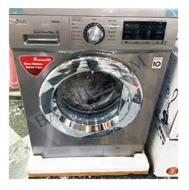 ماشین لباسشویی 9 کیلویی جدید ال جی بانه 24