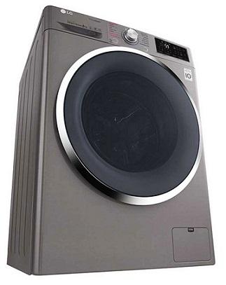 ماشین لباسشویی الجی 1400 دور خشک کن بانه 24