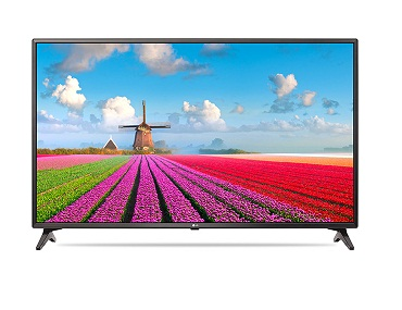 تلویزیون 49 اینچ ال ای دی مدل LJ610V بانه