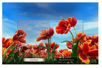 فناوری های تصویری تلویزیون lm6300 بانه 24