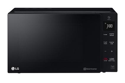 مایکروویو سولارکانوکشن ال جی مدل ms2535gis