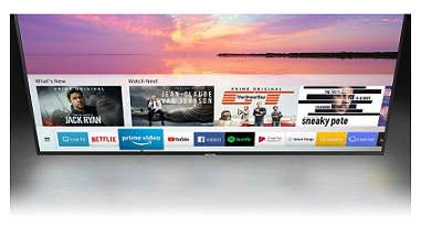 تلویزیون اسمارت 55 اینچ سامسونگ nu7023 بانه 24