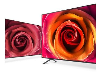 فناوری رنگ ها در تلویزیون سامسونگ nu7023 بانه 24