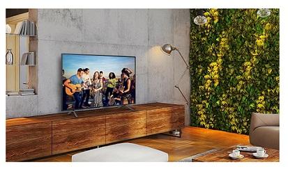 سیستم صوتی تلویزیون 55 اینچ سامسونگ بانه 24
