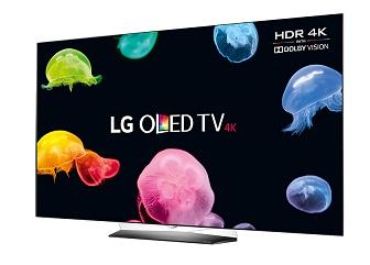 تلویزیون OLED ال جی مدل B6V بانه کالا هور