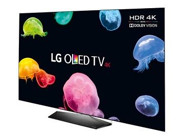 تلویزیون OLED ال جی مدل B6V بانه کالا هور بانه