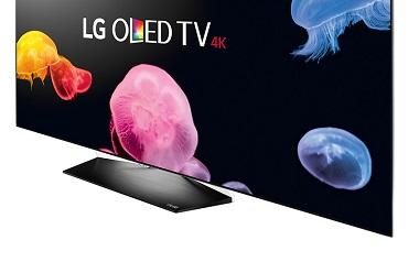 تلویزیون oled ال جی مدل b6v بانه کالا هور 55 اینچ