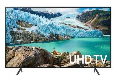 تلویزیون 50 اینچ سامسونگ مدل ru7100 بانه 24