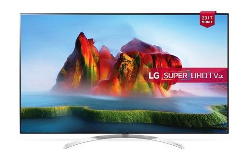 تلویزیون 65 اینچ ال جی 2017 مدل sj850v 4k uhd