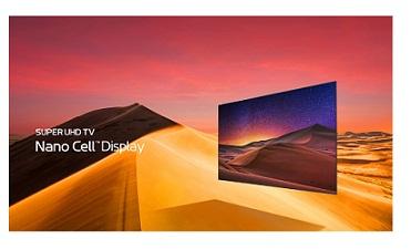 فناوری نانوسل تلویزیون الجی SK8500 بانه 24
