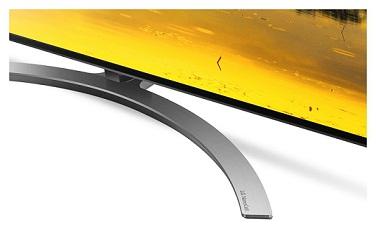 طراحی ظاهری تلویزیون 55 اینچ ال جی SM9000 بانه 24
