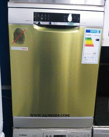 SMS67MI10Q ظرفشویی بوش 13 نفره ی بانه