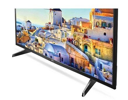 تلویزیون 55 اینچ الجی مدل uh617v بانه 24