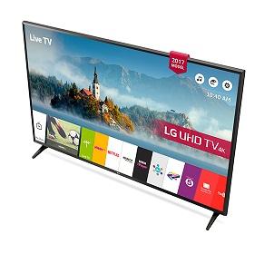 تلویزیون 55 اینچ uj630 بانه