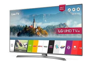 تلویزیون الجی 49UJ670V بانه کالاهور