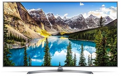 تلویزیون 43 اینچ ال جی مدل UJ752