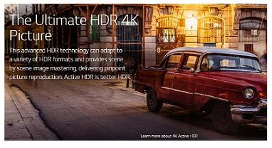 فناوری hdr در55  تلویزیون 49uk6200 بانه 24