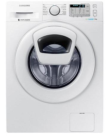 ماشین لباسشویی 8 کیلویی ادواش WW80K5213WW