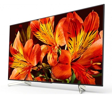 تلویزیون سایز 55 اینچ مدل سونی x8500f بانه