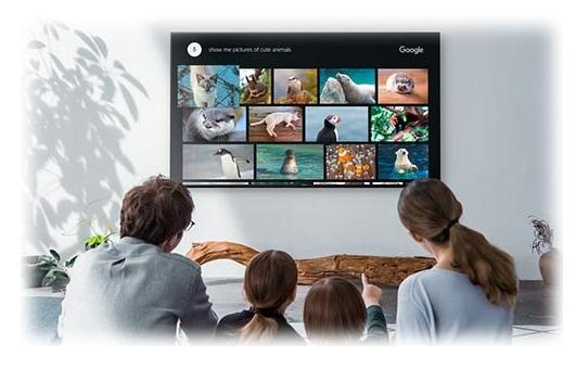 تلویزیون اسمارت سونی 55 اینچ بانه 24