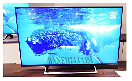 تلویزیون 49 اینچ XE7005 بانه کالا هور