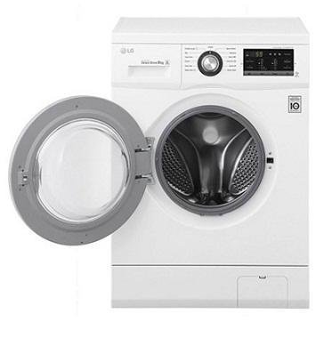 ماشین لباسشویی 7 کیلویی الجی 1200 دور خشک کن بانه 24
