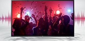 سیستم صوتی تلویزیون سامسونگ مدل j5202 بانه 24
