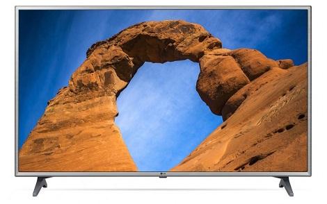 تلویزیون 49 اینچ  ال جی lk6100 lg بانه کالاهور