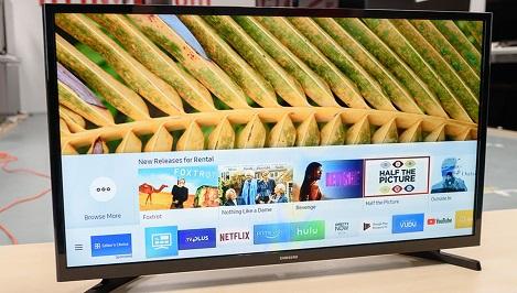 تلویزیون 43 اینچ سامسونگ n5300 بانه 24