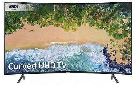 تلویزیون-55-اینچ-منحنی-سامسونگ-SAMSUNG-Curved-4K-HDR-NU7300