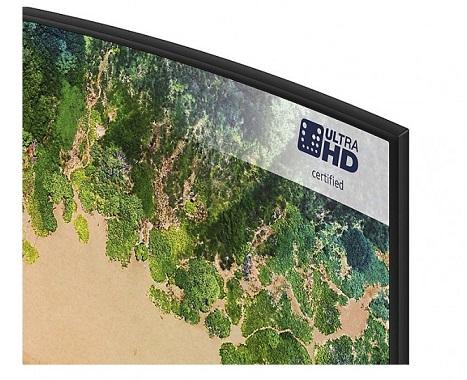 تلویزیون منحنی 65 اینچ سامسونگ
